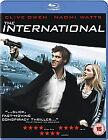 The International (Blu-ray, 2009, 2-Disc Set)