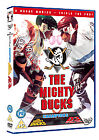 The Mighty Ducks Collection (DVD, 2009, 3-Disc Set)
