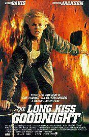 The-Long-Kiss-Goodnight-Blu-ray-1996-Region-Free-Good-DVD-Samuel-L-Jack