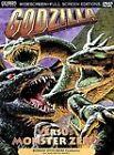 Godzilla Vs. Monster Zero (DVD, 1998)