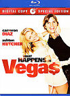 What Happens in Vegas (Blu-ray Disc, 2008, 2-Disc Set, Checkpoint Sensormatic Widescreen)