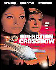 Operation Crossbow - DVD - **Excellent Condition**