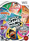 Hasbro Family Game Night 2  (Nintendo Wii, 2009) (2009)