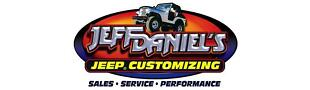 Jeff Daniel's Jeep Customizing