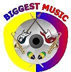 BIGGEST MUSIC INC