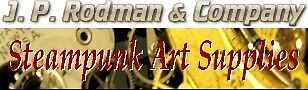 Clock-Watch Parts+Steampunk Supply