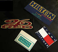 List Of Designer Clothing Labels of labels your personal