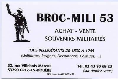 BROC MILI 53