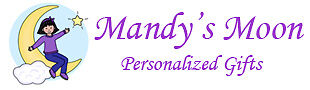 Mandy's Moon Personalized Gifts