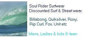 Soul Rider Surfwear