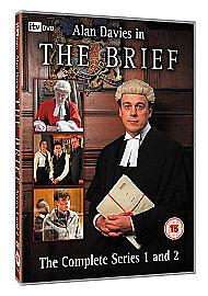 The Brief  Series 12  Complete DVD 2009 3Disc Set Box Set - London, London, United Kingdom - The Brief  Series 12  Complete DVD 2009 3Disc Set Box Set - London, London, United Kingdom