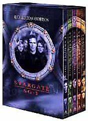 Stargate Dvd Box