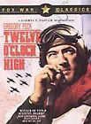 Twelve O'Clock High (DVD, 2001, Fox War Classics)