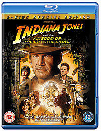 Indiana Jones And The Kingdom Of The Crystal Skull Bluray 2008 2Disc Set - <span itemprop=availableAtOrFrom>London, United Kingdom</span> - Indiana Jones And The Kingdom Of The Crystal Skull Bluray 2008 2Disc Set - London, United Kingdom