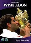 Legends Of Wimbledon - Pete Sampras (DVD, 2009)