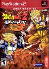 DragonBall Z: Budokai 3 (Sony PlayStation 2, 2004) - European Version