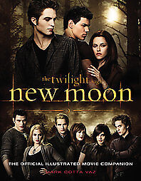 The Twilight Saga: New Moon--The Official Illustrated Movie Companion, Mark Cott