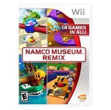 Jeux vidéo pour action et aventure et nintendo wii NAMCO