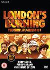 London's Burning - Series 1-7 - Complete (DVD, 2009, 20-Disc Set, Box Set)