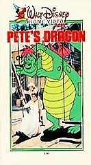 Pete's Dragon [VHS] VHS Tape New