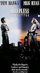Sleepless in Seattle (VHS, 1993)