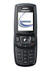 Samsung  SGH E370 - Schwarz (Ohne Simlock) Handy
