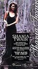 Shania Twain - The Complete Woman in Me Video Collection (VHS, 1996)