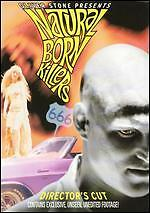 Natural Born Killers (DVD, 2000, Director's Cut) Juliette Lewis New Sealed