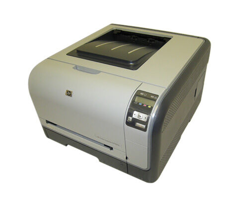 HP Colour LaserJet CP1515 CP1515n A4 Network Ready Desktop Printer - No Toners