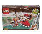 NEW Lego Adventurer Dino Island 5935 Island Hopper SEALED Aircraft Seaplane