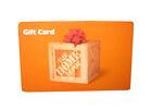 $10 Home Depot Gift Card