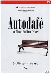 Dvd **AUTODAFE'** di Emiliano Cribari nuovo 2009