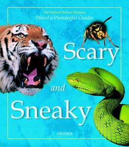 Scary-and-Sneaky-Weird-Wonderful-Taylor-Barbara-Used-Good-Book