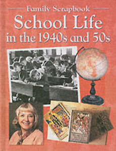 School-Life-in-the-30s-and-40s-Family-Scrapbook-Faye-Gardner-Good-Book