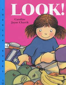 Look-Toddler-Books-Church-Caroline-Jayne-Used-Good-Book