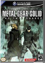 Metal Gear Solid The Twin Snakes Nintendo Gamecube 2004 For Sale Online Ebay