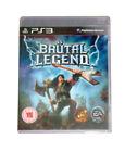 Brutal Legend (Sony PlayStation 3, 2009) - European Version