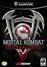Jeux vidéo Mortal Kombat pour Combat nintendo