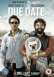Due Date  DVD Robert Downey Jr Zach Galifianakis - <span itemprop=availableAtOrFrom>Salford, United Kingdom</span> - Due Date  DVD Robert Downey Jr Zach Galifianakis - Salford, United Kingdom
