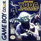 Star Wars: Yoda Stories (Nintendo Game Boy Color, 1999)