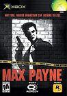 Max Payne Microsoft Xbox Video Games