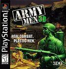 Army Men 3D (Sony PlayStation 1, 1999)