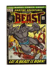 Beast Marvel Bronze Age X-Men Comics