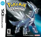 Pokemon: Diamond Version Role Playing Video Games