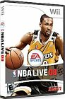 NBA Live 08 (Nintendo Wii, 2007)