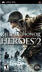 Medal of Honor Heroes 2  (PlayStation Portable, 2007) (2007)