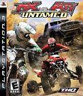 MX vs. ATV Untamed (Sony PlayStation 3, 2007)