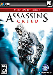 Assassin's Creed: Director's Cut Edition (PC, 2008)