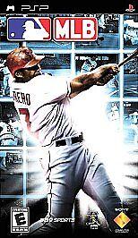 MLB (Sony PSP, 2005) NEW