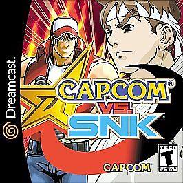 Capcom vs. SNK (Sega Dreamcast...